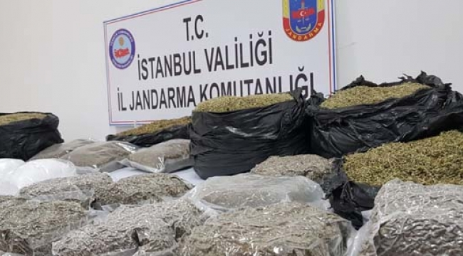 İSTANBUL'DA UYUŞTURUCU OPERASYONU !