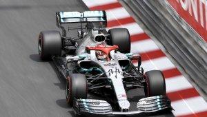 Mercedes-AMG Petronas 6. zaferi Hamilton'la elde etti