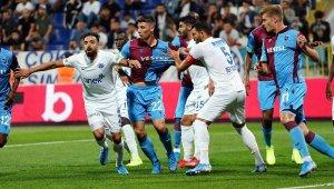 Süper Lig: Kasımpaşa: 0 - Trabzonspor: 0