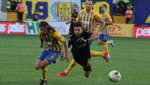 Süper Lig: MKE Ankaragücü: 0 - BTC Türk Yeni Malatyaspor: 4