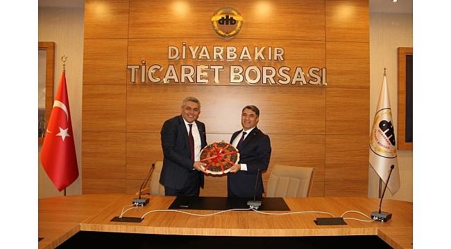 Malatya, Van ve Tekirdağ'dan DTB'ye ziyaret