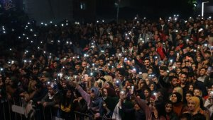 Siirt'te Manuş Baba konseri