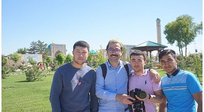 TGRT Belgesel Özbekistan'da