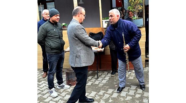 AK Partili Turan'dan Romanlar Günü mesajı