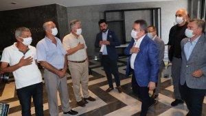 Başkan Böcek'ten, Alanya'ya 380 milyon TL'lik yatırım sözü