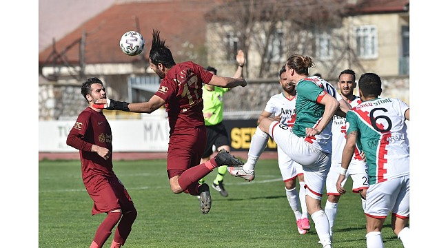 2. Lig: İnegölspor: 1 - Ahmed Sportif Faaliyetleri: 2