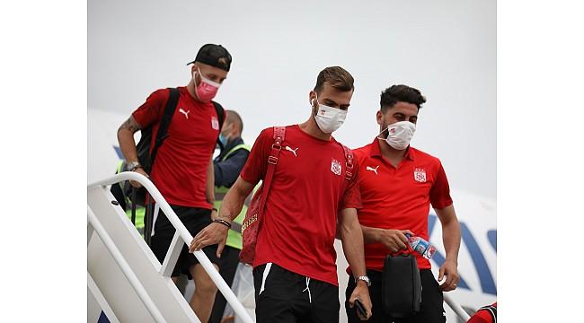 Sivasspor Moldova'da