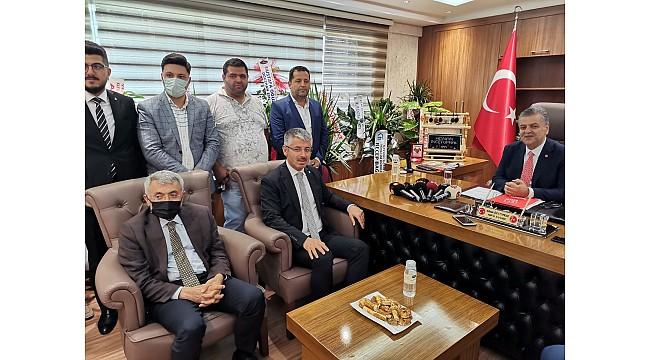 AK Parti'den İncetoprak'a ziyaret